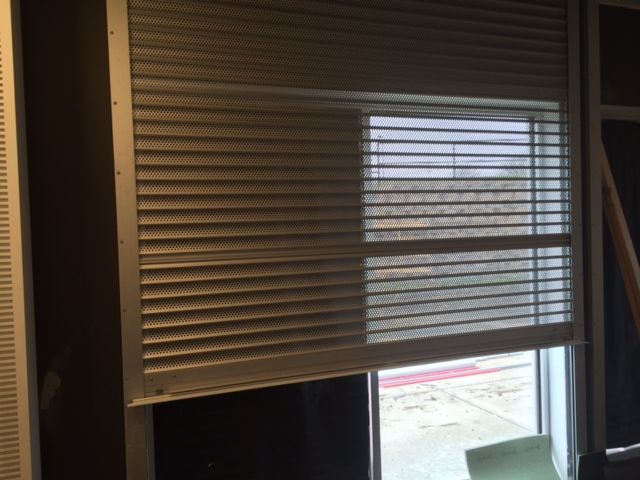 Security Roll Up Doors Installed In Kansas City Superior