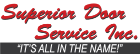 Superior Door Service Logo