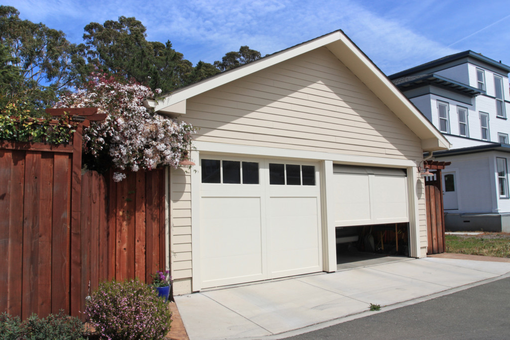 scammed by garage door companies